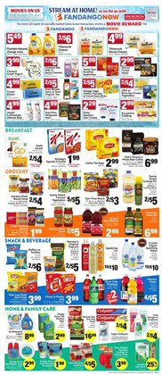 Coca-cola deals in Lucky Supermarkets