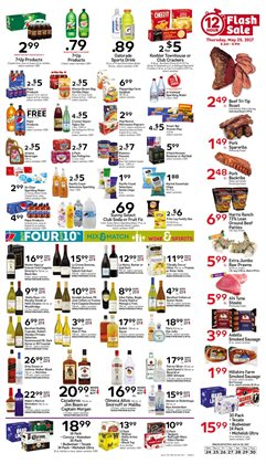Grocery & Drug deals in the Lucky Supermarkets weekly ad in New York
