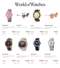 World of Watches catalogue ( 17 days left )