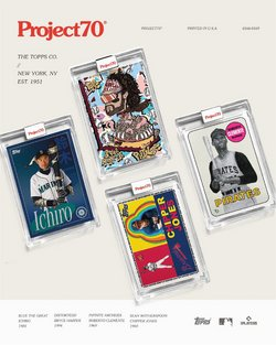 Topps deals in the Topps catalog ( Expired)