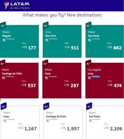 Travel & Leisure deals in the LATAM catalog ( 8 days left)