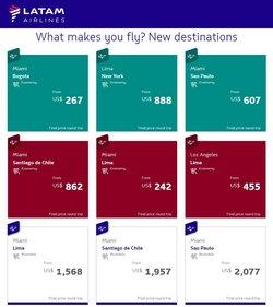 Travel & Leisure deals in the LATAM catalog ( 24 days left)