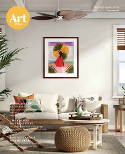 Home & Furniture deals in the Art catalog ( 4 days left)