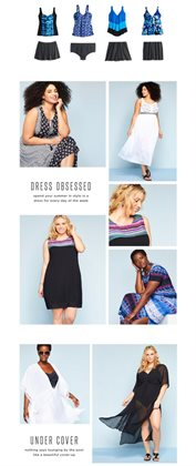 Dress deals in the Avenue weekly ad in Los Angeles CA