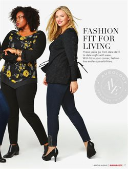 Jeans deals in the Avenue weekly ad in New York