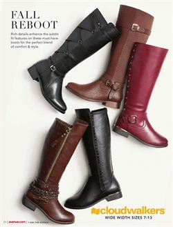 Boots deals in the Avenue weekly ad in New York