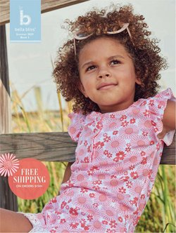 Kids, Toys & Babies deals in the Bella Bliss catalog ( 7 days left)