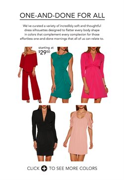 Dress deals in the Boston Proper weekly ad in Decatur GA
