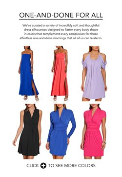 Dress deals in the Boston Proper weekly ad in Stone Mountain GA