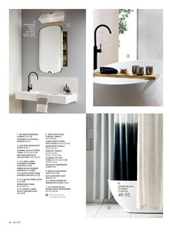 Curtains deals in the CB2 weekly ad in Stone Mountain GA