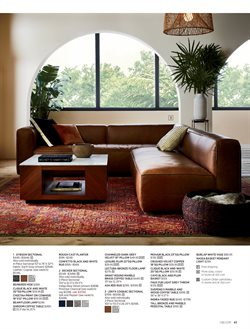 Floor lamp deals in the CB2 weekly ad in New York