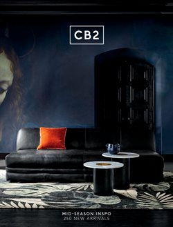 CB2 deals in the New York weekly ad