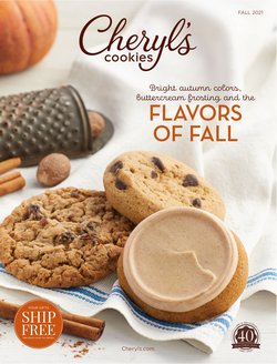 Gifts & Crafts deals in the Cheryl's Cookies catalog ( More than a month)