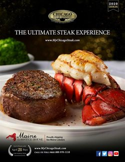Chicago Steak Company catalogue ( More than a month )