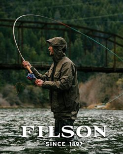 Filson deals in the New York weekly ad