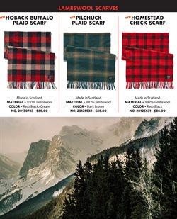 Scarf deals in the Filson weekly ad in New York