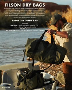 Top deals in the Filson weekly ad in New York