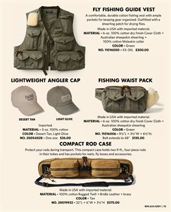 Accessories deals in the Filson weekly ad in New York