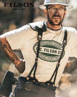 Filson deals in the Filson catalog ( 20 days left)