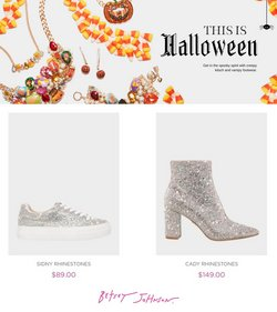 Jewelry & Watches deals in the Betsey Johnson catalog ( 4 days left)