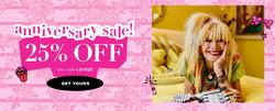 Betsey Johnson coupon ( 12 days left )