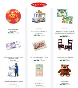 Melissa & Doug catalogue ( 7 days left )