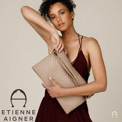 Clothing & Apparel deals in the Etienne Aigner catalog ( Expires today)