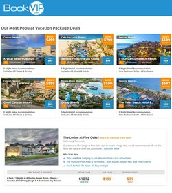 Travel & Leisure offers in the BookVIP catalogue in Kenner LA ( 8 days left )