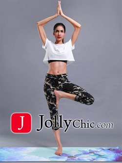 Sportswear deals in the Jollychic weekly ad in New York
