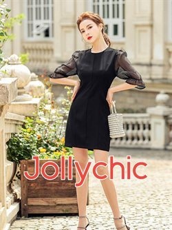 Jollychic catalogue ( More than a month )