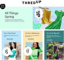 Thredup catalogue ( 1 day ago )