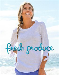 Fresh Produce catalogue ( Expires tomorrow )