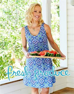 Fresh Produce deals in the Myrtle Beach SC weekly ad