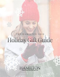Hamilton Jewelers catalogue ( Expired )