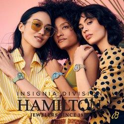 Hamilton Jewelers deals in the Hamilton Jewelers catalog ( 6 days left)