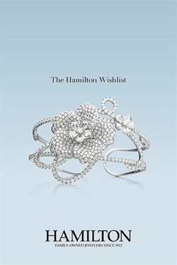 Hamilton Jewelers deals in the Palm Beach Gardens FL weekly ad