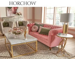 Home & Furniture offers in the Horchow catalogue in Tuscaloosa AL ( 3 days ago )