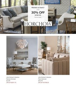 Home & Furniture deals in the Horchow catalog ( 1 day ago)
