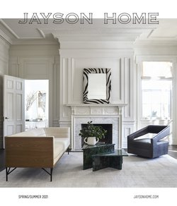 Jayson Home deals in the Jayson Home catalog ( More than a month)