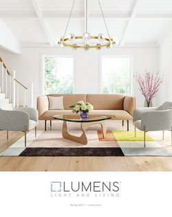 Lumens catalogue ( 6 days left )
