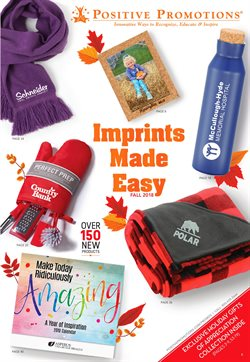 Gifts & Crafts deals in the Positive Promotions weekly ad in New York
