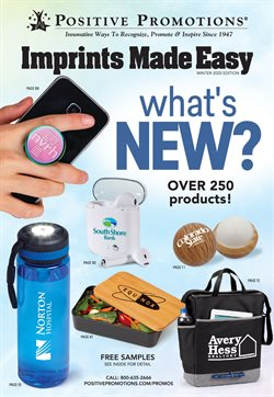 Positive Promotions deals in the New York weekly ad