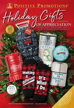 Gifts & Crafts offers in the Positive Promotions catalogue in Pasadena TX ( 25 days left )