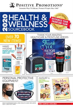 Gifts & Crafts offers in the Positive Promotions catalogue in Pasadena TX ( 3 days ago )