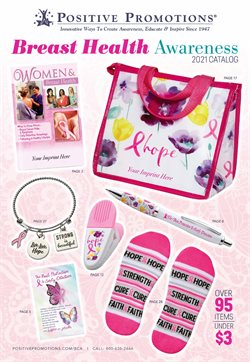 Gifts & Crafts offers in the Positive Promotions catalogue in Montebello CA ( Expires today )