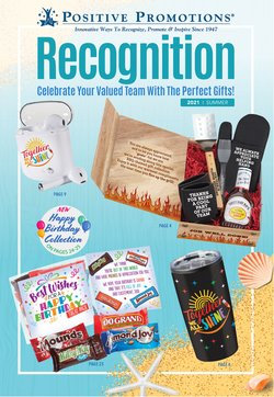 Gifts & Crafts deals in the Positive Promotions catalog ( 2 days left)