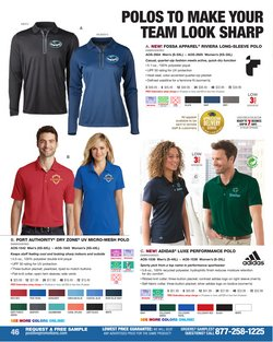Adidas deals in the Positive Promotions catalog ( 12 days left)