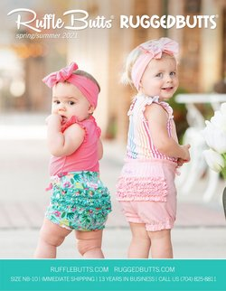 Kids, Toys & Babies deals in the Ruffle Butts catalog ( 5 days left)