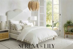 Serena & Lily catalogue ( More than a month )