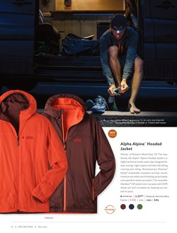 Jogging deals in the Stio weekly ad in New York